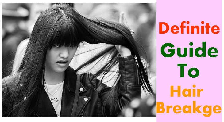 How to get rid of hair breakage problem