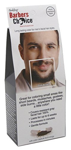 Best Barbers choice beard dye