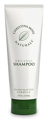 Christina moss natural shampoo for oily hair