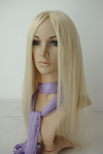 Arison Hair 7A Full Lace Human Hair Blonde Wigs For White