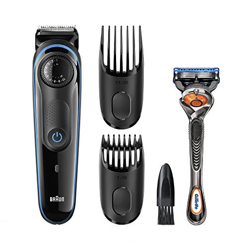 Braun BT3040 Beard and Hair Trimmer for Men
