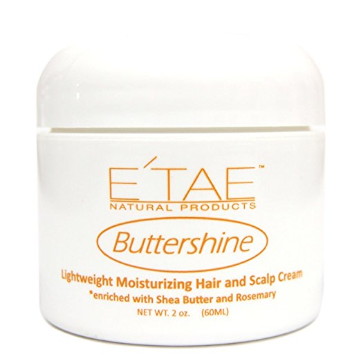 E'TAE Natural Products - Buttershine Moisturizing Hair and Scalp Cream