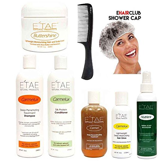 Etae Natural All in one 6 products Combo Kit