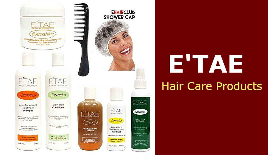 Etae hair care product reviews