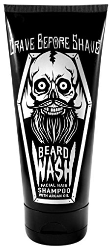 GRAVE BEFORE SHAVE BEARD WASH SHAMPOO