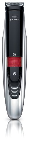 Philips Norelco BeardTrimmer 9100 with laser guide for beard stubble and mustache