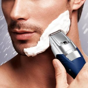 Wet and Dry Cordless Hair Clipper Operation