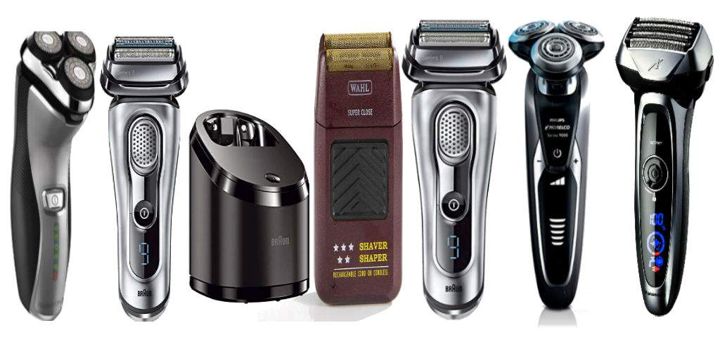 194990789ae TOP 10 Best Electric Shavers 2017 – Ultimate Buying Guide and Reviews