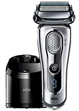 Braun Series 9-9095cc Shaver for Wet and Dry Operation
