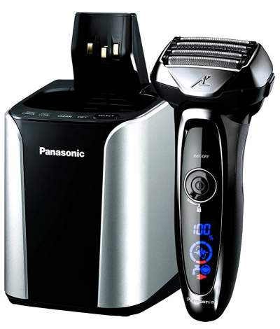 Panasonic Arc5 ES-LV95-S Electric Razor for Wet or Dry Use