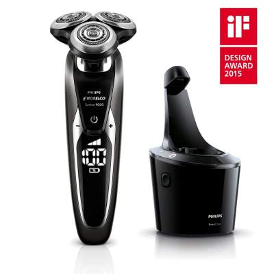 Philips Norelco S9721 Electric Shaver 9700 for Precision Shaving