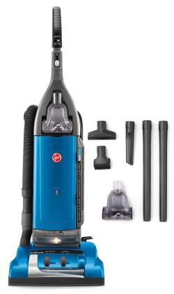 Hoover WindTunnel Self Propelled Bagged Corded Upright Vacuum