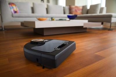 Neato Botvac Connected Wi-Fi Enabled Robot Pet Hair Vacuum