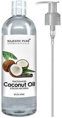 coconut essential oil for hair growth